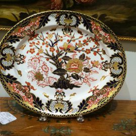 Royal Crown Derby Imari Platter