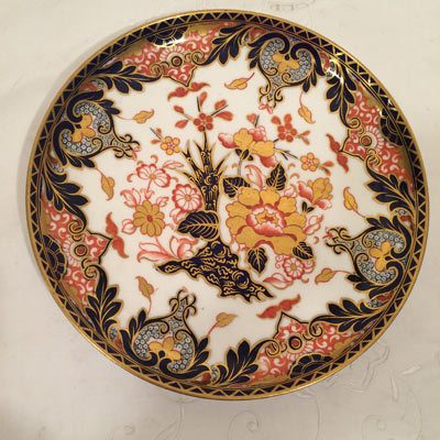 Royal Crown Derby Imari serving Plate