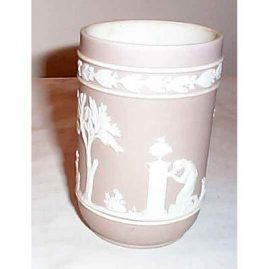Wedgwood rare color vase, 4 inches tall , Sold