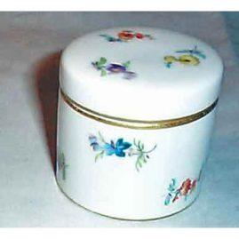 Meissen streublumen box