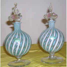 2 Balboa Venetian perfumes, original labels, Sold