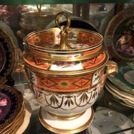Antique Spode fruit cooler